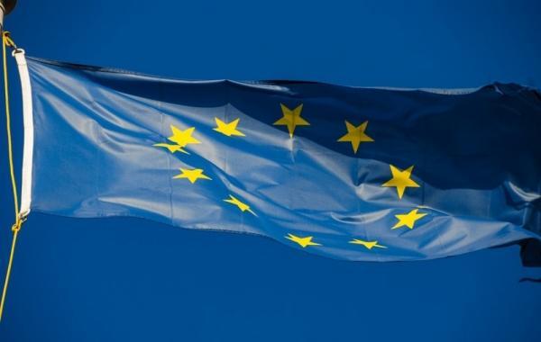 Bandera de la Unión Europeba - Eupean Union Flag